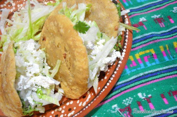 Receta de Gorditas mexicanas - Fácil - 7 pasos