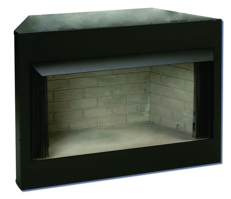 """View the Majestic BUF500 42"""" Universal Vent Free Circulating/Radiant Firebox with Refractory Brick at Build.com."""