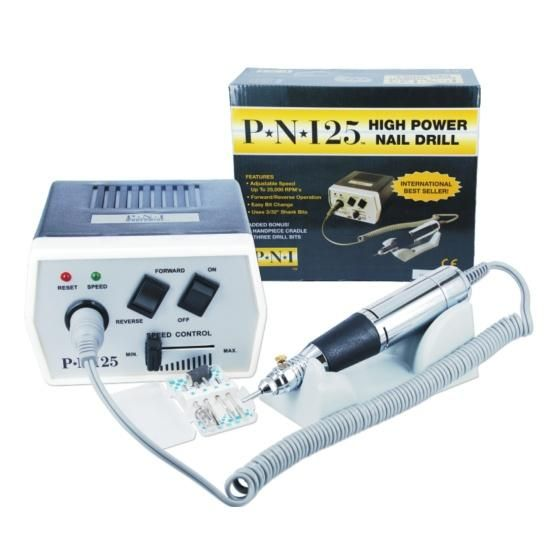 PNI25 DRILL MACHINE - ELECTRIC Down Under Nail and Beauty Supply  #nails #acrylicnails #gelnails #australia  http://www.planetnails.com.au
