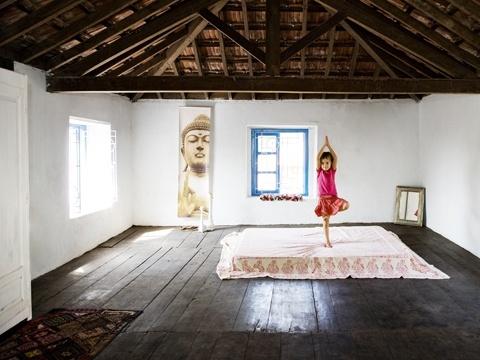 Ideas For My New Yoga Room Namaste Pinterest Dark