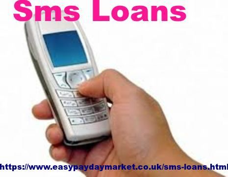 Sms loans are the easy way to find cash from remote location @ https://www.easypaydaymarket.co.uk/sms-loans.html