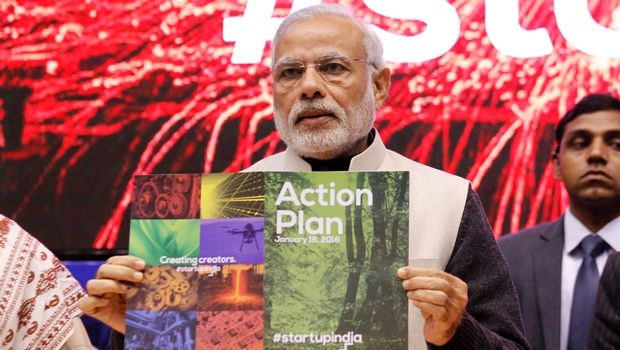 10 Vital Points of Modi's Startup India Action Plan That Every Entrepreneur Must Know