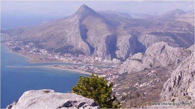 http://www.turystyka24.net/chorwacja/omis Omis, Chorwacja