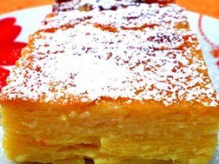 Gâteau invisible pomme-poire (2.5 pts ww)