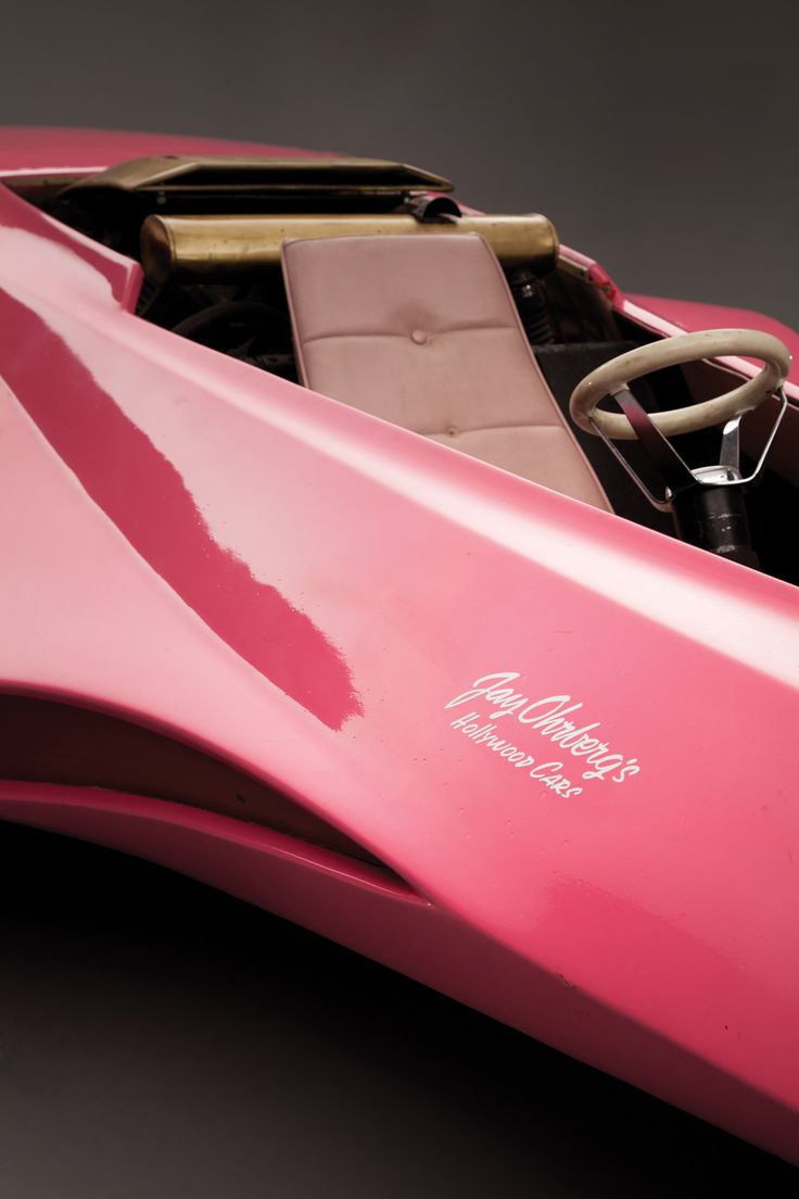 FORMIDABLE magazine PINK PANTHER CAR - FORMIDABLE magazine