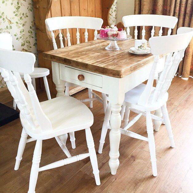 Small Country Table And Chairs: 25+ Best Ideas About Small Farmhouse Table On Pinterest