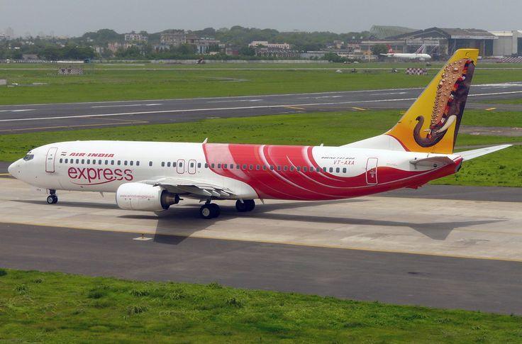 Air India Express Boeing B737-800 (Thrissur Pooram elephant)