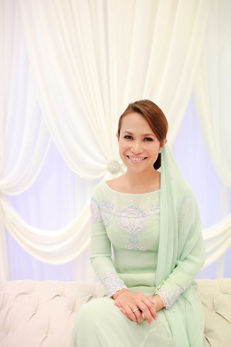 Pastel theme Engagement #mintgreen #malaywedding