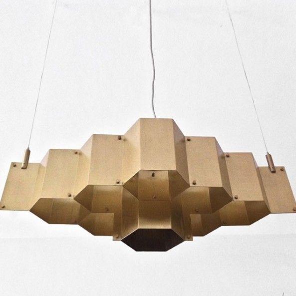 PIETRO RUSSO - Metropolis Lamp -MATTER AND SHAPE