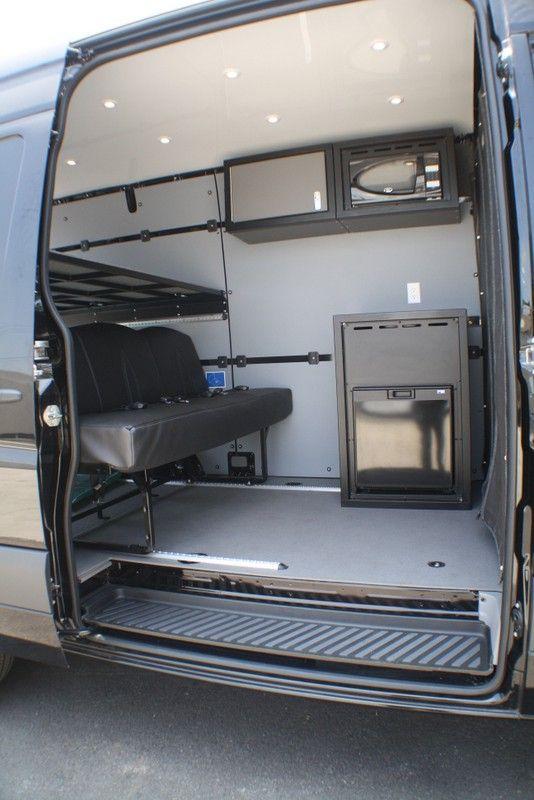 Townley Sprinter Van 144 Quot Cargo Comfort Sprinter