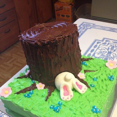 20 Best Images About Cute Cakes On Pinterest Easter
