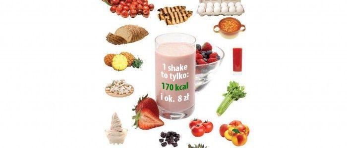 ViShape zdrowy shake na poprawę metabolizmu