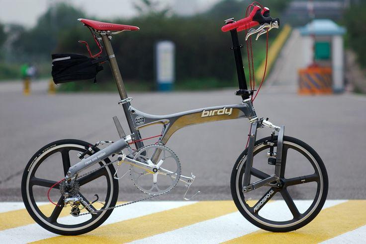 Fully Tuned Birdy Monocoque Bike Forums Sepeda Olahraga