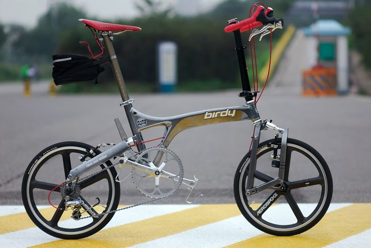 Fully tuned birdy monocoque - Bike Forums