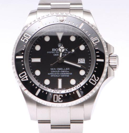 rolex seadweller deepsea 116660 - Gioielleria Bonanno: Orologi di Lusso