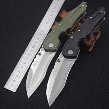 Predator JEF militar Camping lâmina fixa faca G10 CS go melhor edc survical machado 440 lâmina de aço acampamento fox facas de caça(China (Mainland))