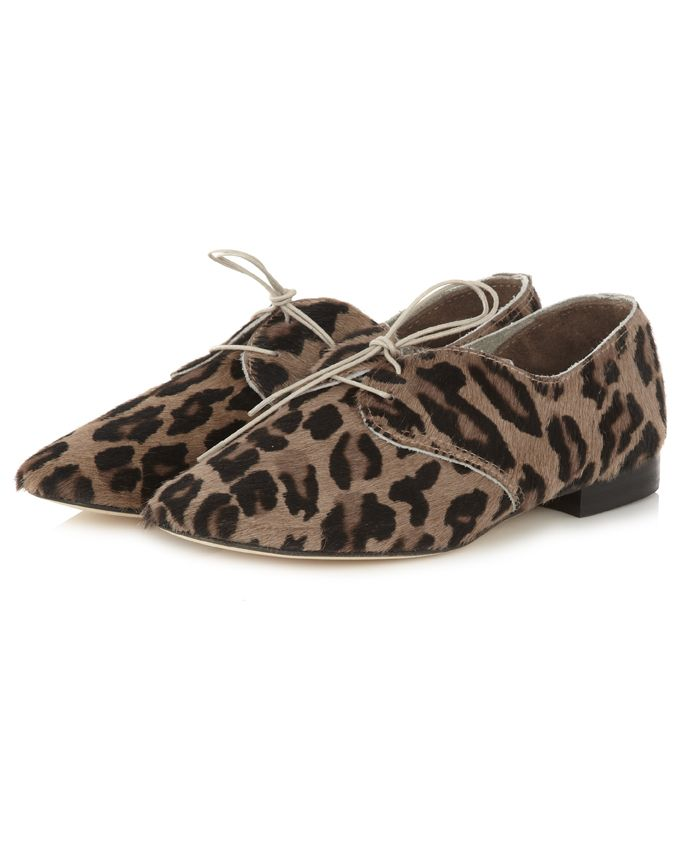 Leopard shoes by Anniel