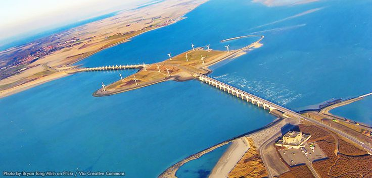 Netherlands' Delta Works: One of the 7 Wonders of the Modern World