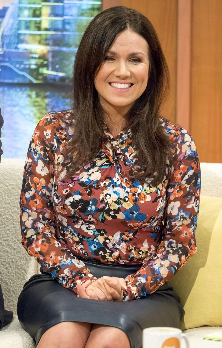Susanna Reid – Good Morning Britain 15.03.16