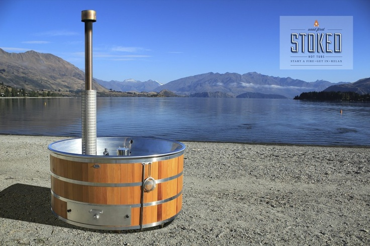 Hot Tub Gallery - Stoked Hot Tubs