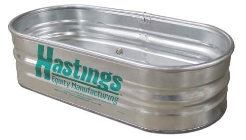 Hastings 22ga Steel Round End Sheep Stock Tank 2 X 1 X 5 62 Gallon 2020