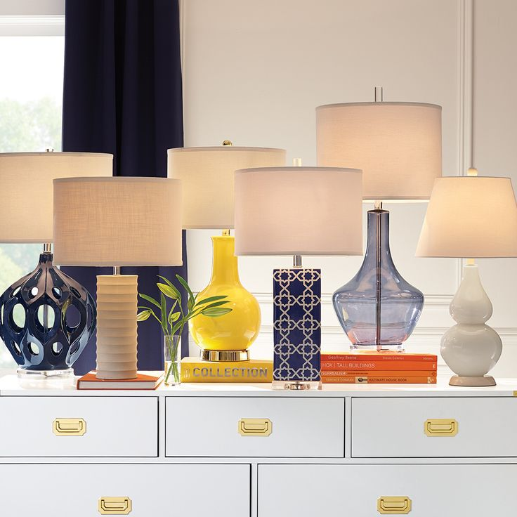 Learn how to measure a lamp shade so you can pick the