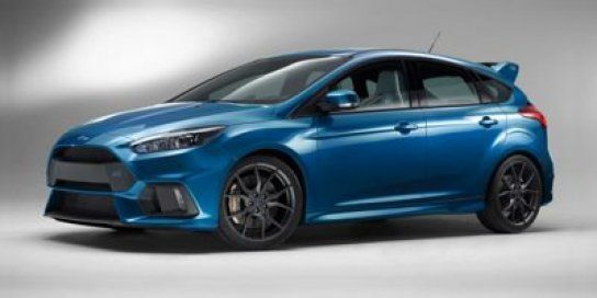 Hatchback, 2017 Ford Focus RS Hatchback with 4 Door in Long Beach, CA (90807)
