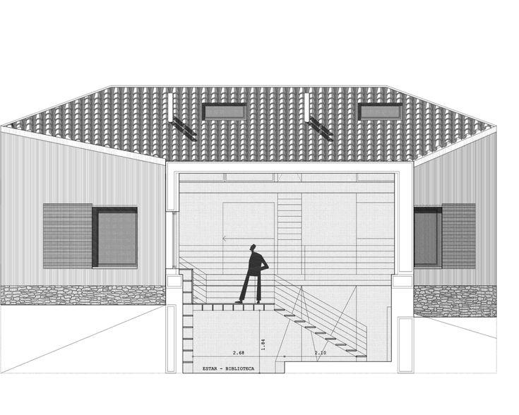 PYO arquitectos . CASA TMOLO . Granda de Abajo (33)