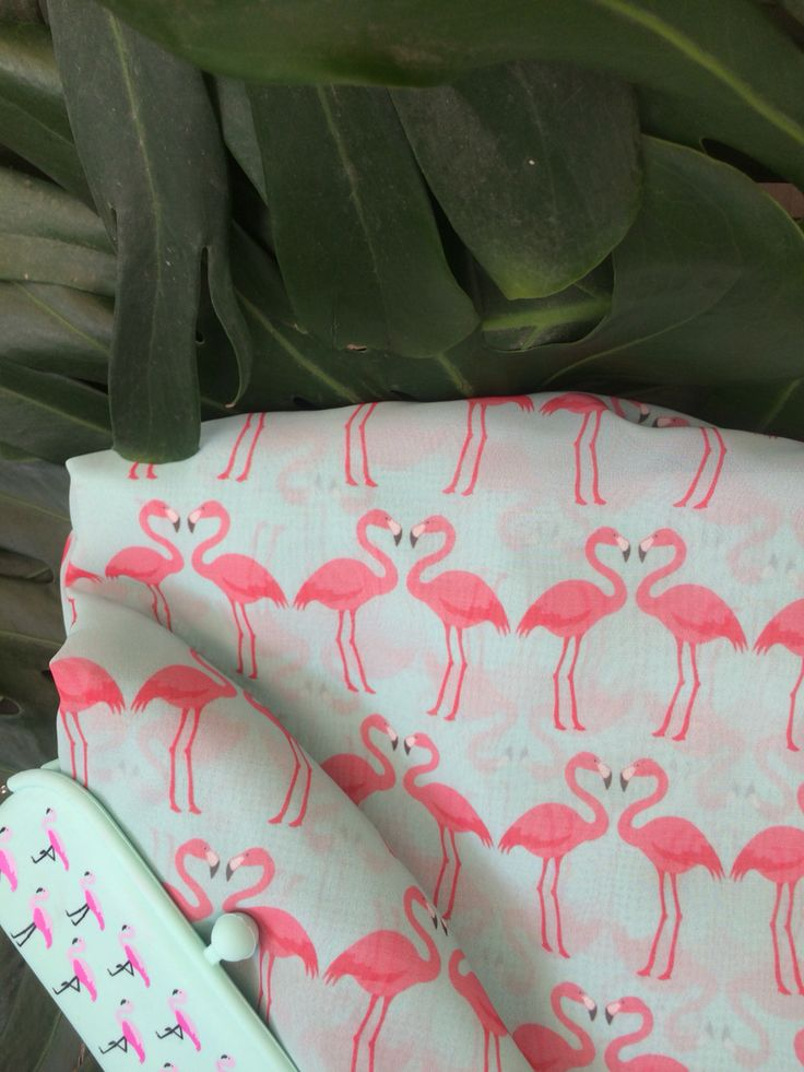 AwoA#fabric#unique#flamingos#limited#edition#summer#collection#ss2015