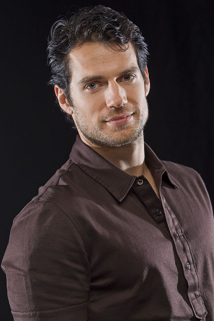 Henry Cavill - Man of Steel, The Count of Monte Cristo, The Man From U.N.C.L.E, The Tudors
