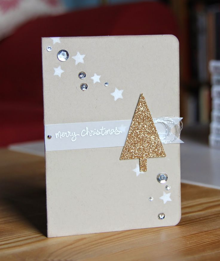I love this punch and Festival of Trees. Perfect for beginners through to advanced crafters
