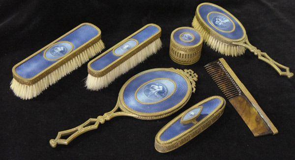marinni | Туалетные наборы.19-20 век.