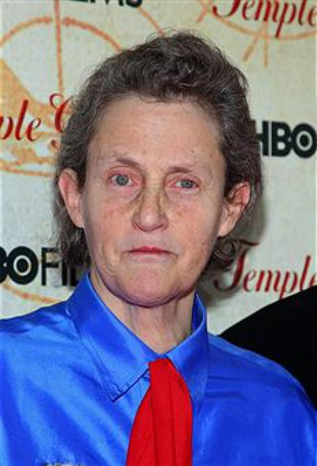 """Who Is Temple Grandin?: Dr. Temple Grandin at an HBO premiere event for """"Temple Grandin: Autism Gave her a Vision, She Gave it a Voice"""""""