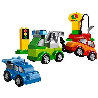 Lego Duplo - Creative Cars 10552