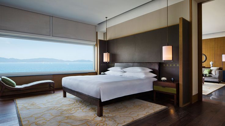 Luxury Five Star Hotel Restaurants in Sanya | Park Hyatt Sanya HANGING LAMPS | FURNITURE