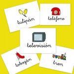 Imágenes para repasar vocabulario: Letra T