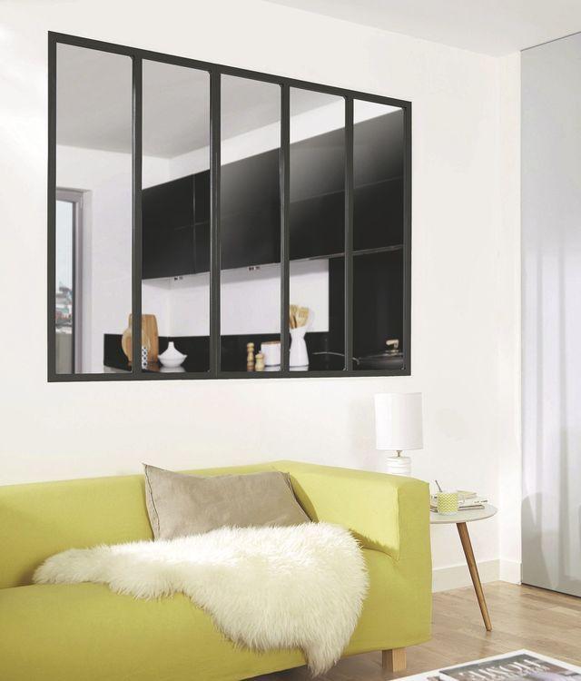 verri re atelier deux mod les par lapeyre et castorama verri re atelier pinterest. Black Bedroom Furniture Sets. Home Design Ideas