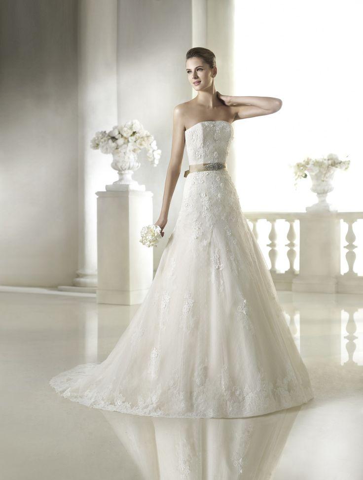 Sorine- San Patrick - menyasszonyi ruha Rosabella Szalon