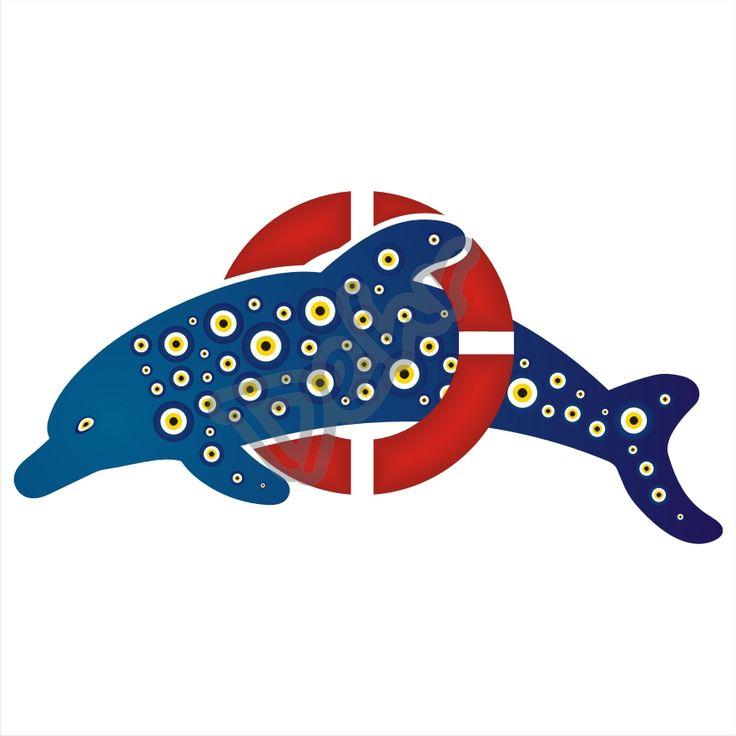 Nazar Boncuğu / Yunus Balığı