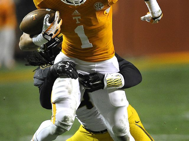 Vols' Jalen Hurd faces underage drinking charge