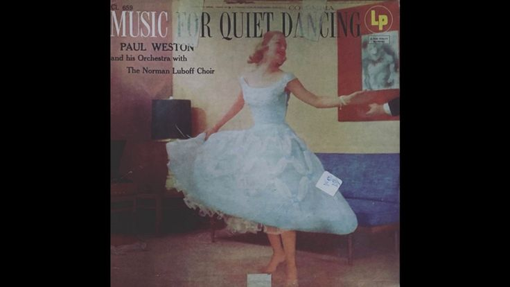 Paul Weston And His Orchestra With Norman Luboff Choir ‎–Music For Quiet...
