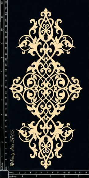 The Dusty Attic - DA1435 Ornament Trim #2