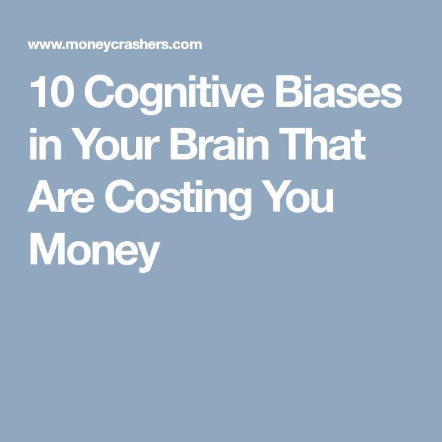 best 25 cognitive bias ideas on pinterest cognitive