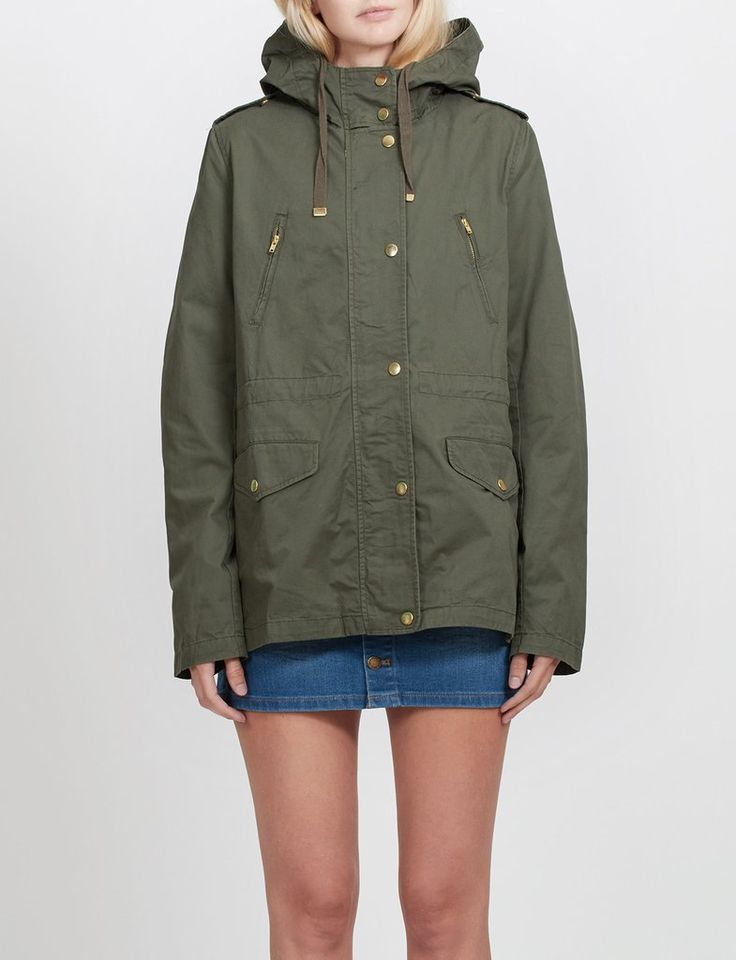 Nothing screams grungy, casual, and cool at the same time more than a utility jacket. Free People has a great selection of utility jackets, from denim jackets, cargo jackets to trueufile8d.tk denim jackets are always a little rough around the edges with distressing all over, a light wash, and a soft worn-in feel.