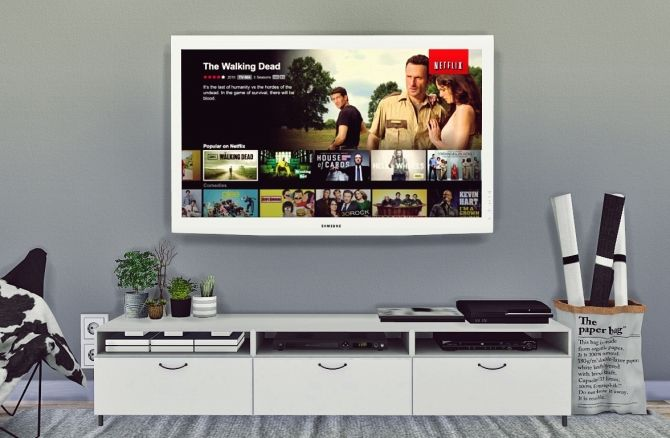 Wall TV ( Functional