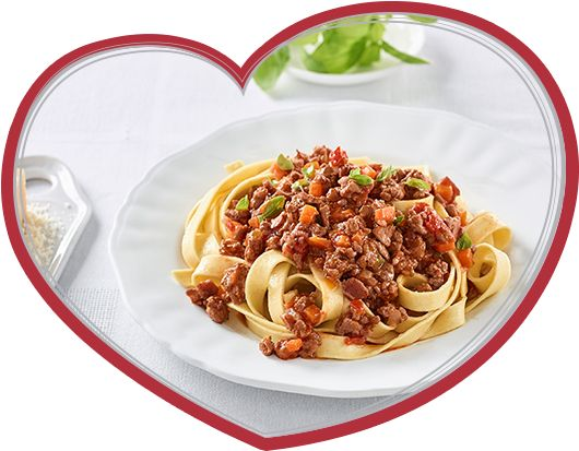 Turkey Bolognese With Fettucine - Ingham's Chicken