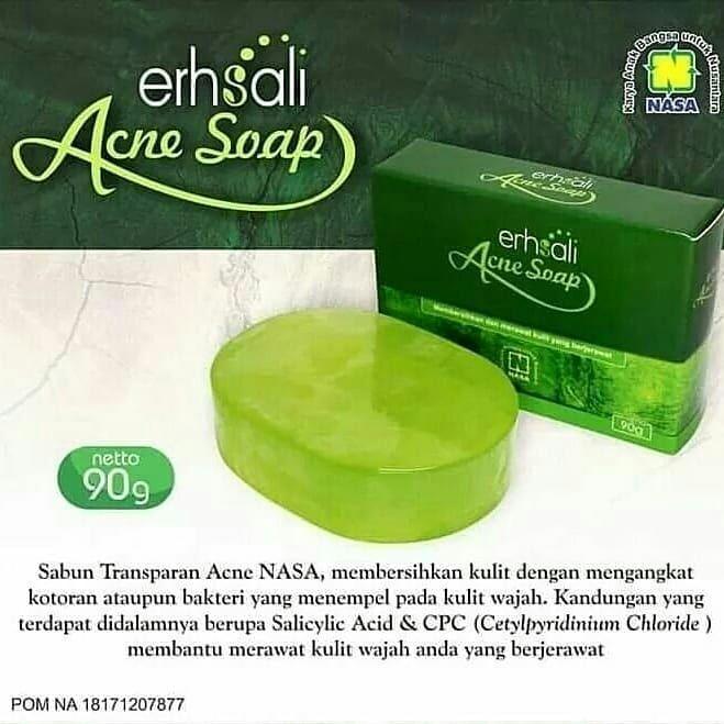 Cream Nasa Untuk Menghilangkan Bekas Jerawat
