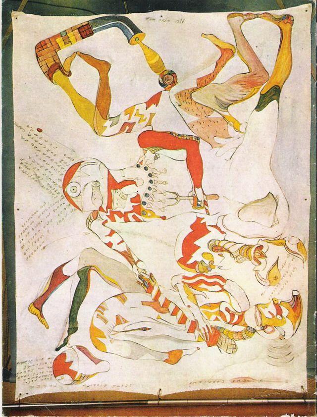 """PETRU RUSU - Catalogul Expozitiei inspirate de """"NOME DELLA ROSA Numele trandafirului"""" de Umberto Eco 1988"""