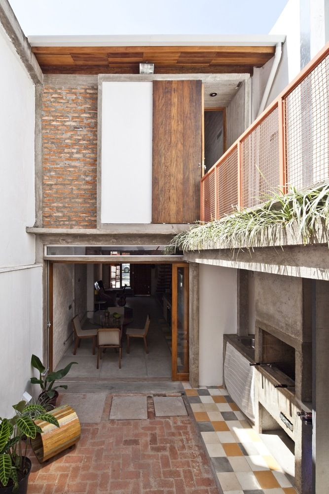 Casa 8,© Maíra Acayaba