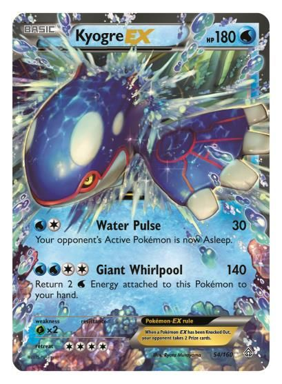 Pokémon TCG: XY—Primal Clash is The Latest Expansion to The Pokémon Trading Card Game